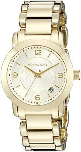マイケルコース 腕時計 レディース マイケル・コース アメリカ直輸入 MK3485 Michael Kors Women's Janey Gold-Tone Watch MK3485マイケルコース 腕時計 レディース マイケル・コース アメリカ直輸入 MK3485