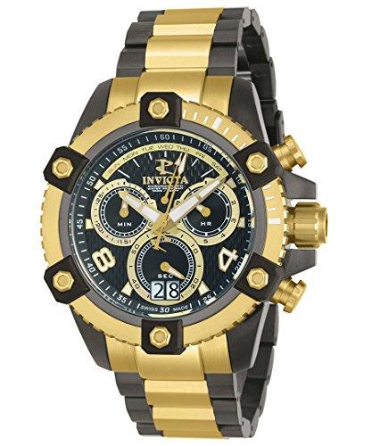 インヴィクタ インビクタ リザーブ 腕時計 メンズ 12983 Invicta Men's Reserve Swiss-Quartz Watch with Stainless-Steel Strap, Two Tone, 24 (Model: 12983)インヴィクタ インビクタ リザーブ 腕時計 メンズ 12983