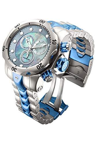 腕時計 インヴィクタ インビクタ ベノム メンズ 15462 【送料無料】Invicta Men's Venom Swiss-Quartz Watch with Stainless-Steel Strap, Two Tone, 26 (Model: 15462)腕時計 インヴィクタ インビクタ ベノム メンズ 15462
