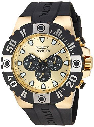 インヴィクタ インビクタ プロダイバー 腕時計 メンズ 23971 Invicta Men's Pro Diver Stainless Steel Quartz Watch with Polyurethane Strap, Black, 31 (Model: 23971)インヴィクタ インビクタ プロダイバー 腕時計 メンズ 23971
