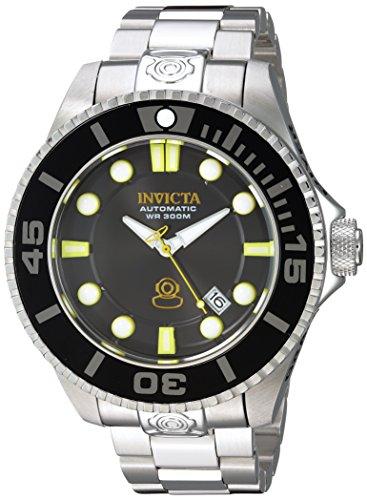 インヴィクタ インビクタ プロダイバー 腕時計 メンズ 19797 【送料無料】Invicta Men's Pro Diver Automatic-self-Wind Watch with Stainless-Steel Strap, Silver, 22 (Model: 19797)インヴィクタ インビクタ プロダイバー 腕時計 メンズ 19797