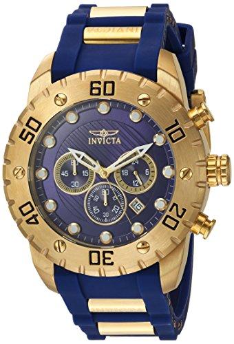 インヴィクタ インビクタ プロダイバー 腕時計 メンズ 20280 【送料無料】Invicta Men's Pro Diver Stainless Steel Quartz Watch with Polyurethane Strap, Blue, 25 (Model: 20280)インヴィクタ インビクタ プロダイバー 腕時計 メンズ 20280