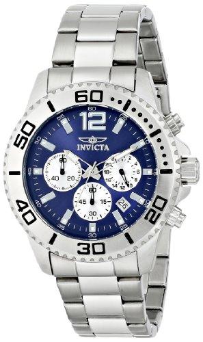 インヴィクタ インビクタ プロダイバー 腕時計 メンズ 17397 【送料無料】Invicta Men's 17397 Pro Diver Analog Display Japanese Quartz Silver Watchインヴィクタ インビクタ プロダイバー 腕時計 メンズ 17397