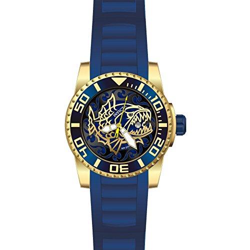 インヴィクタ インビクタ プロダイバー 腕時計 メンズ 22130 【送料無料】Invicta Men's Pro Diver Stainless Steel Quartz Watch with Silicone Strap, Blue, 28 (Model: 22130)インヴィクタ インビクタ プロダイバー 腕時計 メンズ 22130