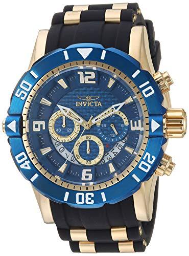 腕時計 インヴィクタ インビクタ プロダイバー メンズ 23704 【送料無料】Invicta Men's Pro Diver Quartz Watch with Polyurethane Strap, Black, 26 (Model: 23704)腕時計 インヴィクタ インビクタ プロダイバー メンズ 23704