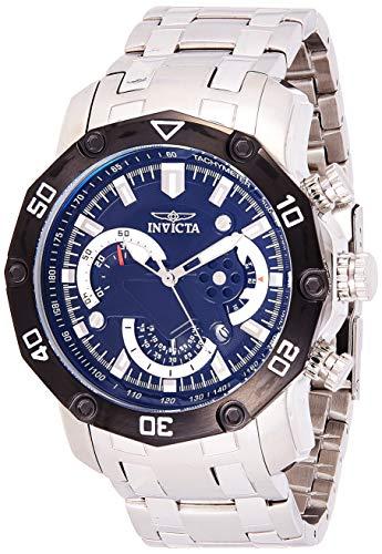 インヴィクタ インビクタ プロダイバー 腕時計 メンズ 22760 【送料無料】Invicta Men's Pro Diver Quartz Watch with Stainless-Steel Strap, Silver, 26 (Model: 22760)インヴィクタ インビクタ プロダイバー 腕時計 メンズ 22760