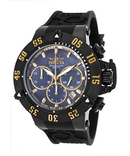 インヴィクタ インビクタ サブアクア 腕時計 メンズ 22920 【送料無料】Invicta Men's Subaqua Stainless Steel Quartz Watch with Silicone Strap, Black, 26 (Model: 22920)インヴィクタ インビクタ サブアクア 腕時計 メンズ 22920