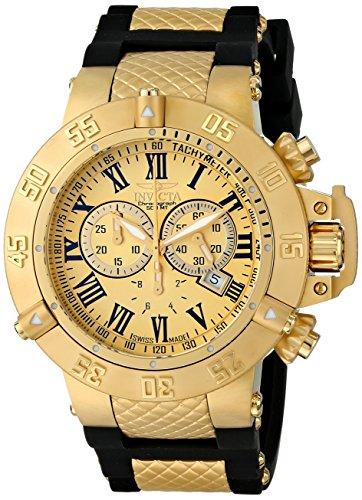 インヴィクタ インビクタ サブアクア 腕時計 メンズ 16875 【送料無料】Invicta Men's 16875 Subaqua Analog Display Swiss Quartz Black Watchインヴィクタ インビクタ サブアクア 腕時計 メンズ 16875