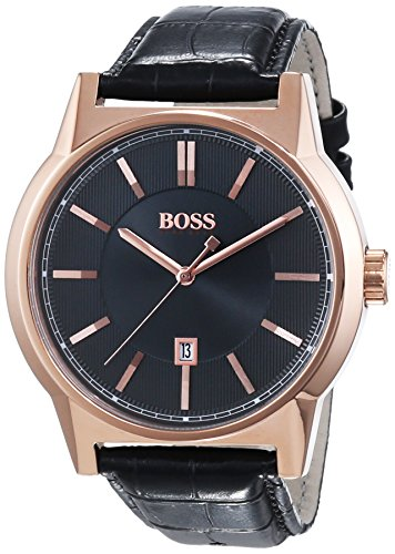 ヒューゴボス 高級腕時計 メンズ Architecture Round 【送料無料】Hugo Boss Architecture Round 1513073 Mens Wristwatch Excellent readabilityヒューゴボス 高級腕時計 メンズ Architecture Round