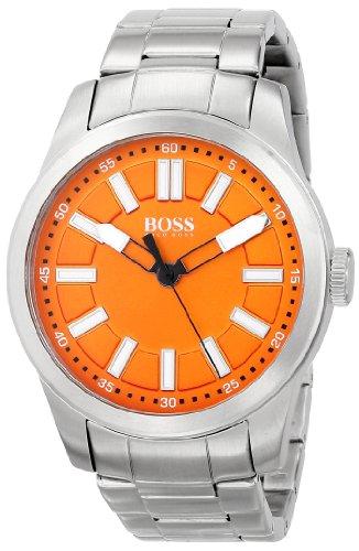ヒューゴボス 高級腕時計 メンズ 1512935 BOSS Orange Men's 1512935 Big Up Analog Display Quartz Silver Watchヒューゴボス 高級腕時計 メンズ 1512935