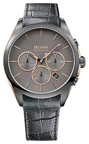 ヒューゴボス 高級腕時計 メンズ 1513366 Boss Onyx 1513366 Men's watch Bi-Colour Caseヒューゴボス 高級腕時計 メンズ 1513366