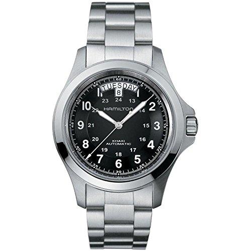ハミルトン 腕時計 メンズ 758501625849 【送料無料】Men's Hamilton Khaki Field King Auto Watch H64455133ハミルトン 腕時計 メンズ 758501625849
