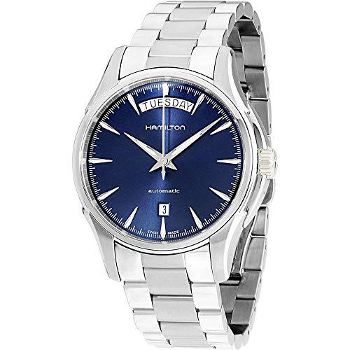 ハミルトン 腕時計 メンズ H32505141 【送料無料】Hamilton H32505141 Jazzmaster Blue Dial Stainless Steel Men's Watchハミルトン 腕時計 メンズ H32505141