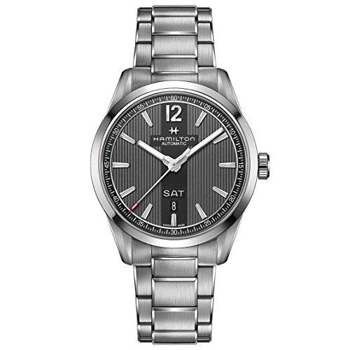 ハミルトン 腕時計 メンズ H43515135 【送料無料】Hamilton Broadway Day Date Automatic Men's Watch H43515135ハミルトン 腕時計 メンズ H43515135