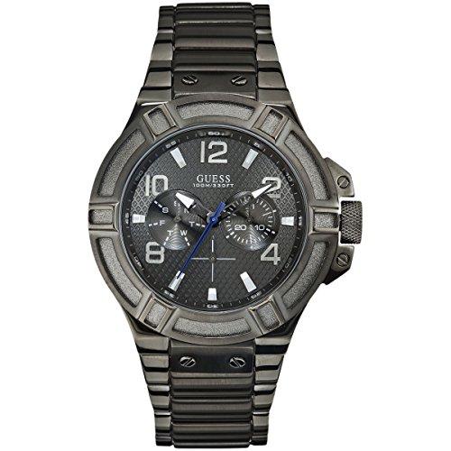 腕時計 ゲス GUESS メンズ W0218G1 【送料無料】Guess W0218G1 mm Mineral Men's Watch腕時計 ゲス GUESS メンズ W0218G1