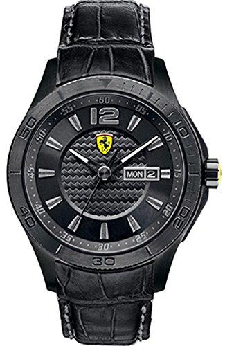 フェラーリ 腕時計 メンズ 830093 【送料無料】Ferrari Scuderia 0830093 Scuderia Mens Watchフェラーリ 腕時計 メンズ 830093