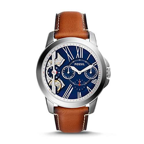 フォッシル 腕時計 メンズ ME1161 Fossil Mens ME1161 Grant Twist Three-Hand Luggage Leather Watchフォッシル 腕時計 メンズ ME1161