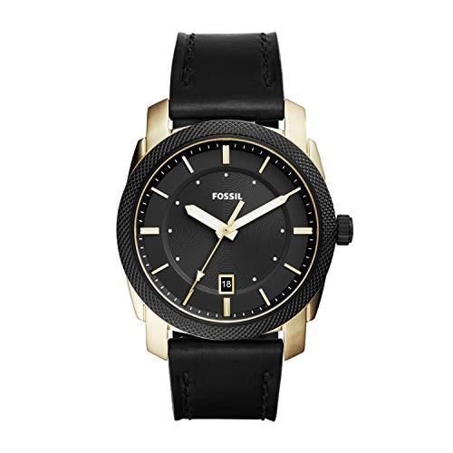 フォッシル 腕時計 メンズ FS5263 Fossil Men's FS5263 Machine Three-Hand Date Black Leather Watchフォッシル 腕時計 メンズ FS5263