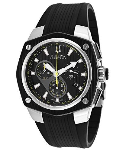 """ブローバ 腕時計 メンズ ACCUTRON-65B141 【送料無料】Bulova Accutron Corvara Men""""s Quartz Watch 65B141ブローバ 腕時計 メンズ ACCUTRON-65B141"""