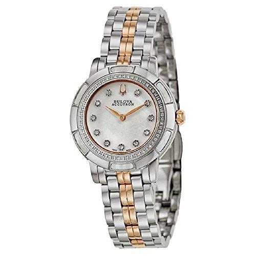 ブローバ 腕時計 レディース 65R151 Bulova Accutron Ladies Swiss Made Stainless Steel and Diamond Watchブローバ 腕時計 レディース 65R151