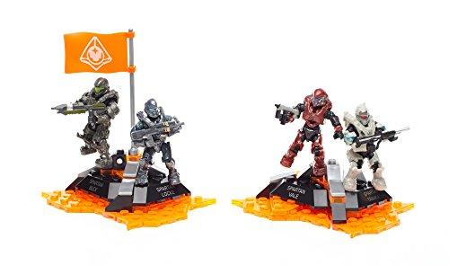 メガブロック メガコンストラックス ヘイロー 組み立て 知育玩具 DYH88 【送料無料】Mega Construx Halo Fireteam Osiris Building Setメガブロック メガコンストラックス ヘイロー 組み立て 知育玩具 DYH88
