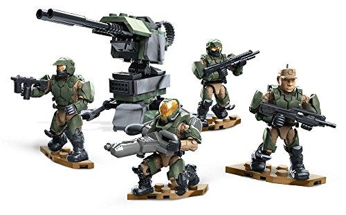 メガブロック メガコンストラックス ヘイロー 組み立て 知育玩具 DPJ88 Mega Construx Halo UNSC Yankee Squadメガブロック メガコンストラックス ヘイロー 組み立て 知育玩具 DPJ88