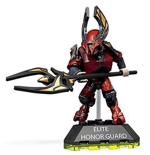 メガブロック メガコンストラックス ヘイロー 組み立て 知育玩具 DXR54 Mega Construx Halo Heroes Elite Honor Guard Figureメガブロック メガコンストラックス ヘイロー 組み立て 知育玩具 DXR54