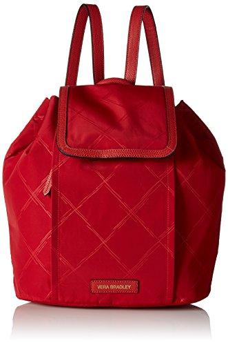 ヴェラブラッドリー ベラブラッドリー アメリカ フロリダ州マイアミ 日本未発売 Preppy Poly Backpack Vera Bradley Preppy Poly Backpack Handbag, Tango Red, One ヴェラブラッドリー ベラブラッドリー アメリカ フロリダ州マイアミ 日本未発売 Preppy Poly Backpack