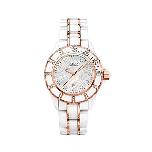 ブローバ 腕時計 レディース 65R155 Bulova Accu Swiss 65R155 Womens Watchブローバ 腕時計 レディース 65R155