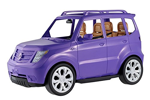 バービー バービー人形 日本未発売 プレイセット アクセサリ DVX58 Barbie SUV Vehicle, Purpleバービー バービー人形 日本未発売 プレイセット アクセサリ DVX58
