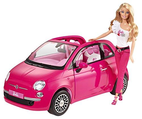 バービー バービー人形 日本未発売 プレイセット アクセサリ Y6857 Barbie Fiat Vehicleバービー バービー人形 日本未発売 プレイセット アクセサリ Y6857