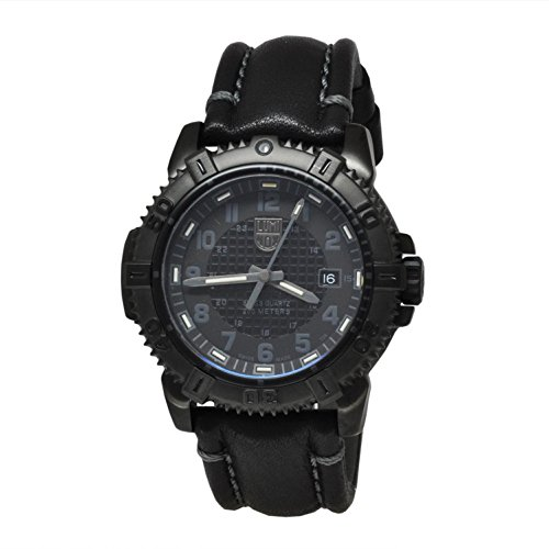ルミノックス アメリカ海軍SEAL部隊 ミリタリーウォッチ 腕時計 メンズ 6251.BO 【送料無料】Luminox Modern Mariner Black Dial SS Leather Quartz Men's Watch 6251.BOルミノックス アメリカ海軍SEAL部隊 ミリタリーウォッチ 腕時計 メンズ 6251.BO