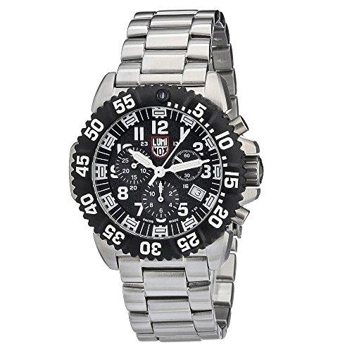 ルミノックス アメリカ海軍SEAL部隊 ミリタリーウォッチ 腕時計 メンズ 3182 【送料無料】Luminox Men's 3182 Quartz Chronograph Analog Watchルミノックス アメリカ海軍SEAL部隊 ミリタリーウォッチ 腕時計 メンズ 3182