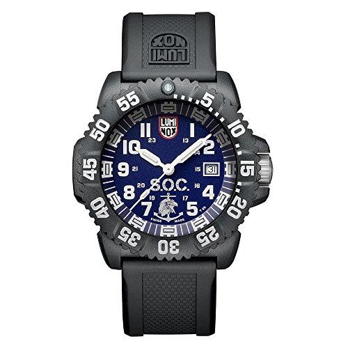 ルミノックス アメリカ海軍SEAL部隊 ミリタリーウォッチ 腕時計 メンズ XS.3053.SOC.SET 【送料無料】Luminox Navy Seal Colormark Men's Blue Dial Watch 3053SOCSETルミノックス アメリカ海軍SEAL部隊 ミリタリーウォッチ 腕時計 メンズ XS.3053.SOC.SET