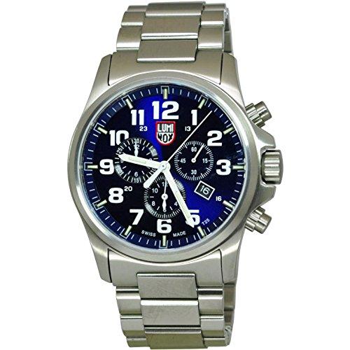 ルミノックス アメリカ海軍SEAL部隊 ミリタリーウォッチ 腕時計 メンズ LUM0013 Luminox No. XL.1944.M Atacama Field Chronograph Alarm - 1944.Mルミノックス アメリカ海軍SEAL部隊 ミリタリーウォッチ 腕時計 メンズ LUM0013