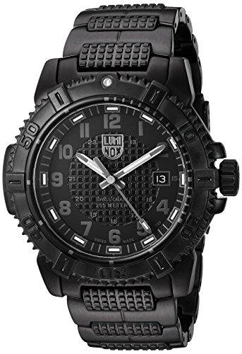 ルミノックス アメリカ海軍SEAL部隊 ミリタリーウォッチ 腕時計 メンズ 6252.BO 【送料無料】Luminox Men's 'Modern Mariner' Swiss Quartz and Stainless-Steel-Plated Watch, Coloルミノックス アメリカ海軍SEAL部隊 ミリタリーウォッチ 腕時計 メンズ 6252.BO