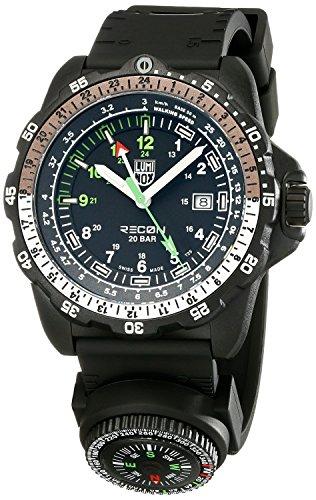 ルミノックス アメリカ海軍SEAL部隊 ミリタリーウォッチ 腕時計 メンズ 8831.KM Luminox Men's 8831.KM Recon NAV Analog Display Analog Quartz Black Watchルミノックス アメリカ海軍SEAL部隊 ミリタリーウォッチ 腕時計 メンズ 8831.KM
