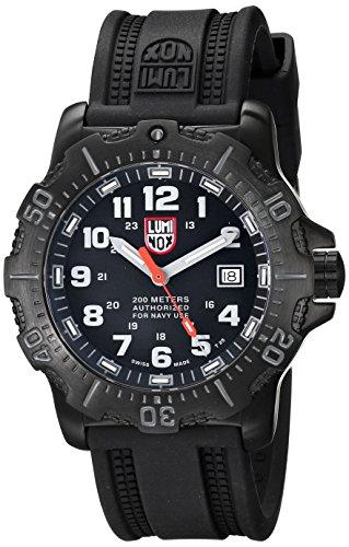ルミノックス アメリカ海軍SEAL部隊 ミリタリーウォッチ 腕時計 メンズ XS.4221.NV Luminox Men's 4221 ANU 4200 Series Analog Display Analog Quartz Black Watchルミノックス アメリカ海軍SEAL部隊 ミリタリーウォッチ 腕時計 メンズ XS.4221.NV
