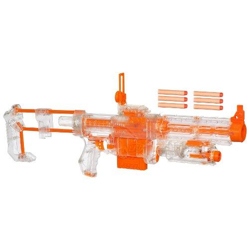 ナーフ エヌストライク アメリカ 直輸入 エリート 21309 NERF N-Strike Recon CS-6? Dart Blaster - Clearナーフ エヌストライク アメリカ 直輸入 エリート 21309