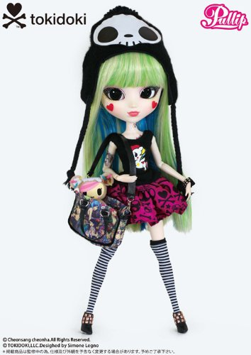プーリップドール 人形 ドール P-083 Pullip Dolls Tokidoki Luna 12 inches Figure, Collectible Fashion Doll P-083プーリップドール 人形 ドール P-083