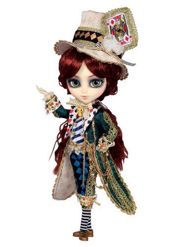 プーリップドール 人形 ドール I-925 【送料無料】Pullip Dolls Isul Classical Alice Mad Hatter 12