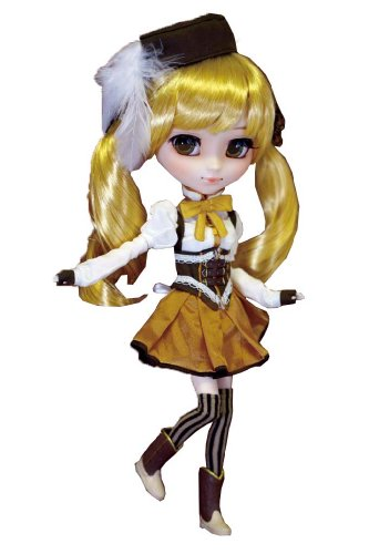 プーリップドール 人形 ドール P-049 【送料無料】Pullip Dolls Tomoe Mami Doll, 12