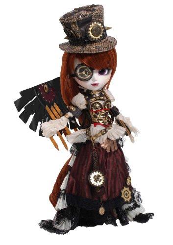 プーリップドール 人形 ドール P-076 Pullip Dolls Steampunk 2nd Eclipse Aurora Fashion Dollプーリップドール 人形 ドール P-076
