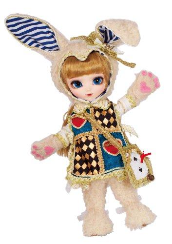 プーリップドール 人形 ドール P-085 【送料無料】Pullip Dolls Classical Alice White Rabbit 12