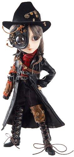 無料ラッピングでプレゼントや贈り物にも。逆輸入・並行輸入多数 プーリップドール 人形 ドール T-207 Pullip Dolls Taeyang Steampunk Gyro 14