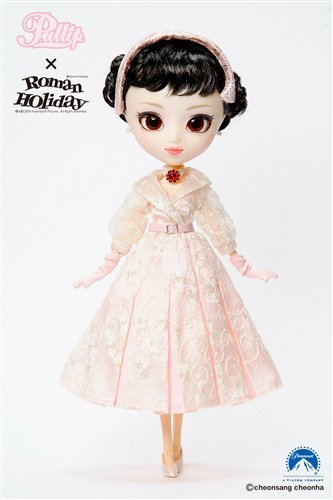プーリップドール 人形 ドール P-004 Pullip Roman Holiday Princess Ann 12