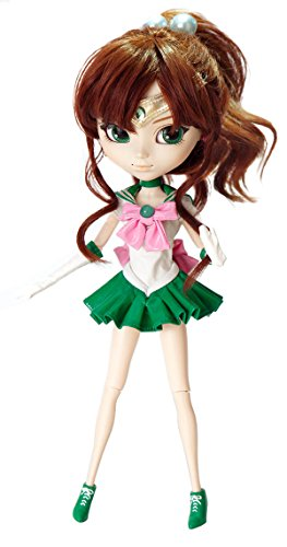 無料ラッピングでプレゼントや贈り物にも。逆輸入・並行輸入多数 プーリップドール 人形 ドール P-138 Pullip Sailor Jupiter (Sailor Jupiter) P-138 by Sailor Moonプーリップドール 人形 ドール P-138