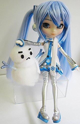 プーリップドール 人形 ドール P-yukimiku 【送料無料】Pullip Dolls Vocaloid Snow Miku 12 inches Figure, Collectible Fashion Doll P-037プーリップドール 人形 ドール P-yukimiku