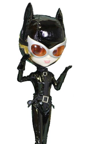 プーリップドール 人形 ドール P-045 Pullip Dolls Wonder Festival Catwoman 12 inches Figure, Japan Version, Collectible Fashion Doll P-045プーリップドール 人形 ドール P-045