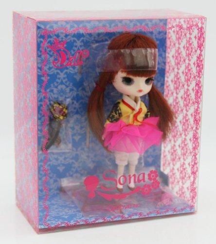 プーリップドール 人形 ドール LD-523 Pullip Little Pullip Sona 5